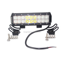 Crees 10 inch 54w spot combo led light bar 4WD boat led driving lamp
