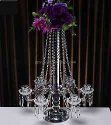 crystal flower stand centerpieces for weddings MH-ZT070