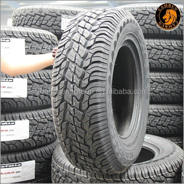 RF06 all terrain4x4 tire, big block 4x4 car tire