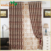 Latest Curtain Designs 2016 Best Home Fashion Room Darkening Blackout Moroccan Print Curtains
