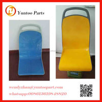 Urban bus seat ZTZY8061 plastic passenger chairs/fabric min bus seat/bus accessories/injection modle chair