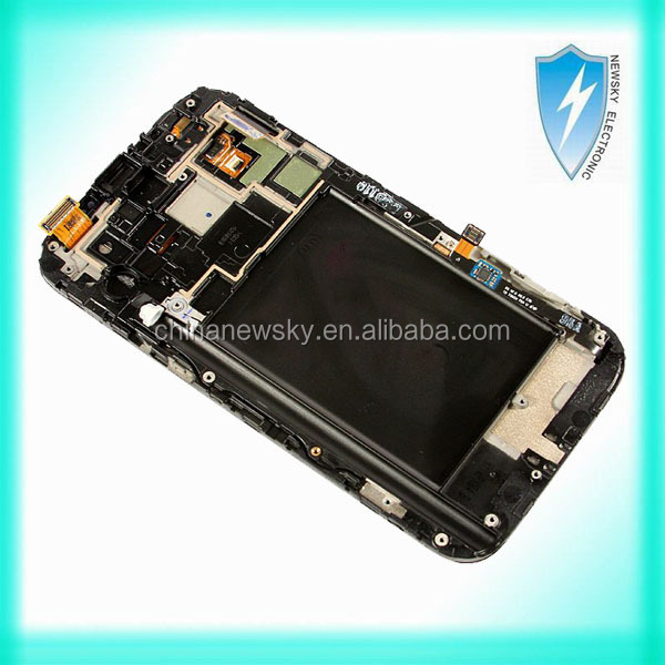 for samsung galaxy note 2 n7100 lcd with digitizer