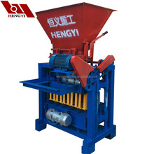 QT4-35 Specialized manufacturing high quality low price manual small block cement brick machine