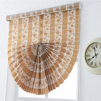 Sunscreen fabrics roman blinds with high quality