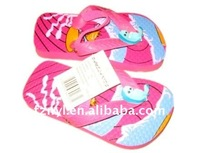 baby designer rubber shoes flip flops