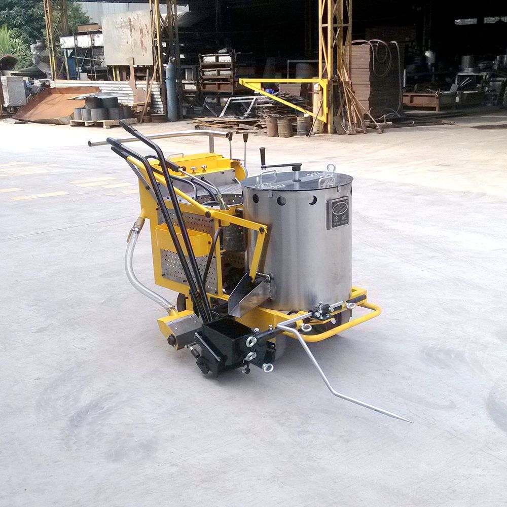 pavement marking machine