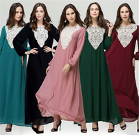 Turkish style Maxi designer pakistani abaya islamic dress hot sale in Europe