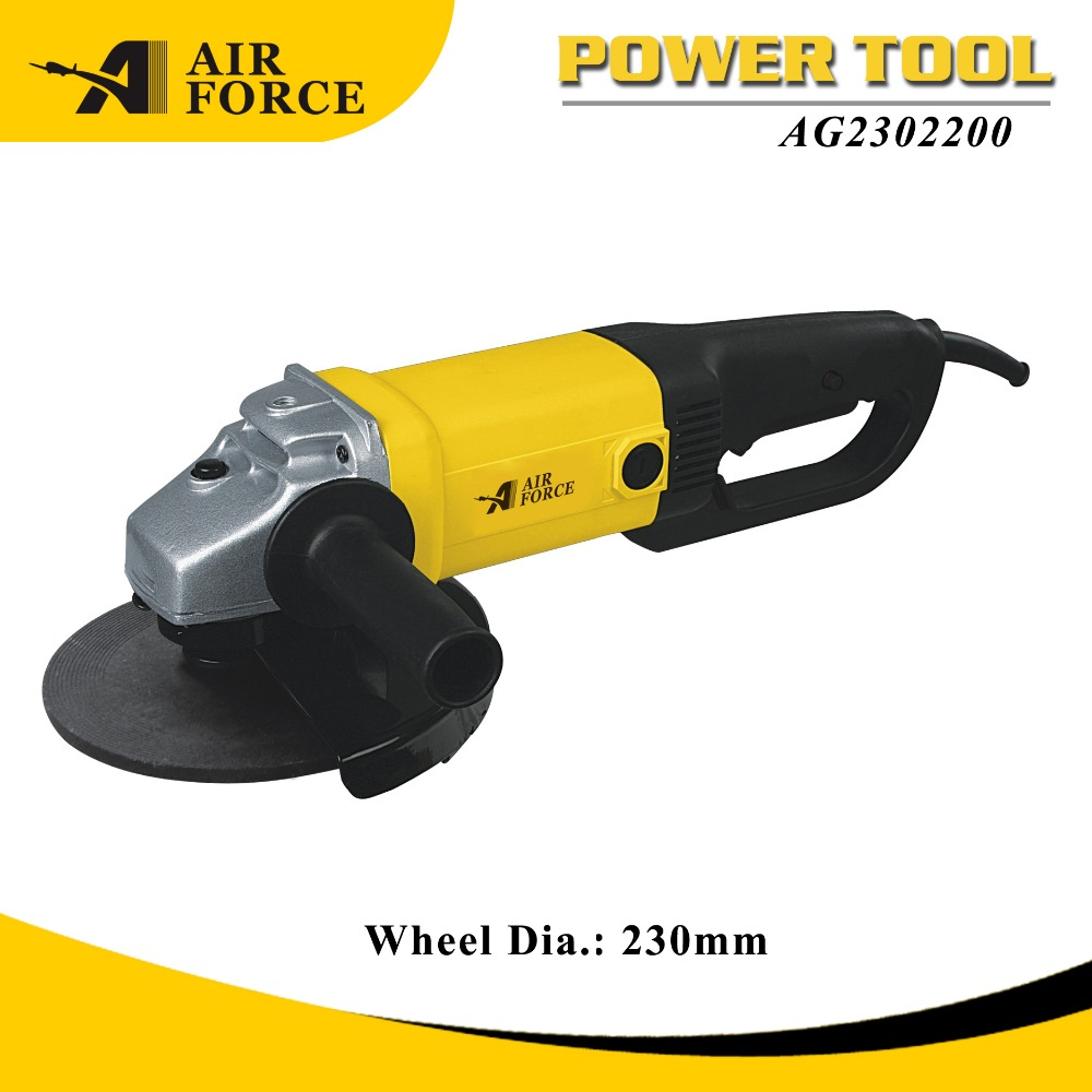 AF AG2302200 China Electric Power Tools 230mm Angle Grinder