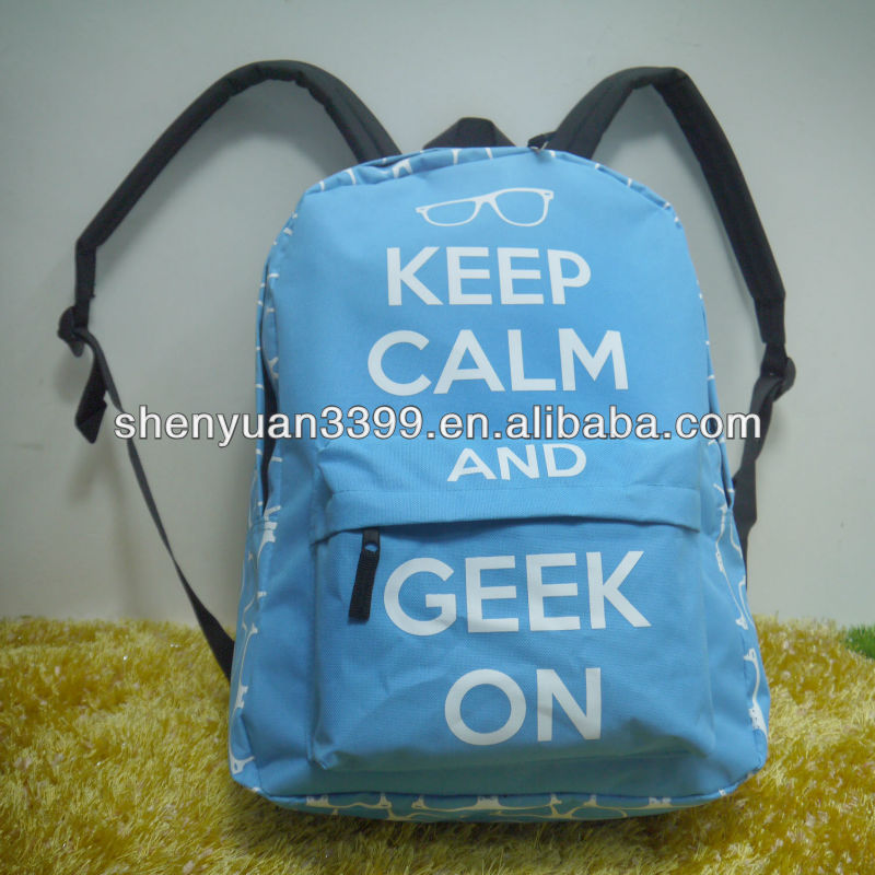 2013 fashion hot cute travel backpacks for teens