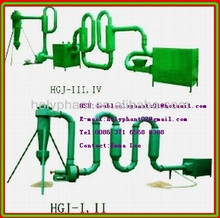 HGJ Air Flow Pipe Dryer for /sawdust
