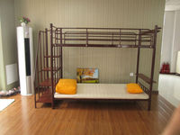 Twin Standard Bunk Bed with staircase