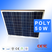 Good Quality 50W Poly Solar Panel Price From Chinese Factory