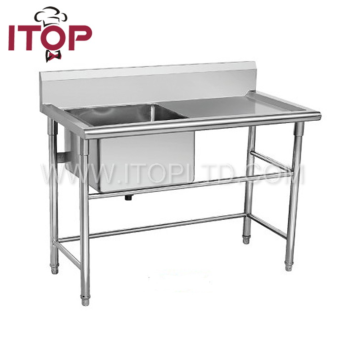 Stainless steel kitchen sink size wholesale