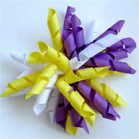 Top grade hot sell bottle cap hair bows for sale