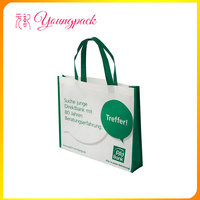 Promotional eco friendly custom non woven carrying bags