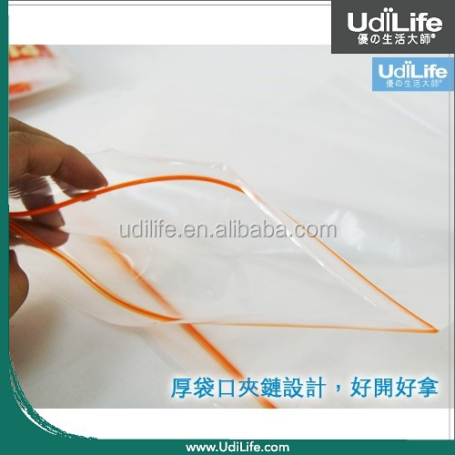 Hot Selling Plastic Zipper Bag