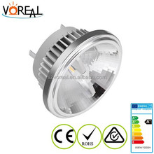Low price COB LED light led ar111 220v 15w gu10 CRI>85 for home ,hotel,shopping center,ar111 led dimmable