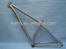 2014 new style 142x12 specialized titanium 29er mountain bicycle frame