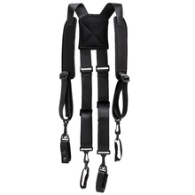 Police Tactical Suspenders for Duty belt Men Padded adjustable tool belt ,tactical military belt,military tactical belt