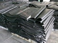 Uncured / unvulcanized rubber compound