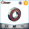 Small size ball bearing 6203ZZ Deep groove Ball bearing 17x40x12