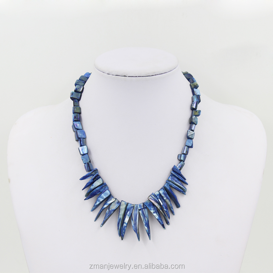 New Arrival Fashion Shell Necklace Summer Style Sea Life Jewelry Natural Shell Jewelry