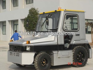 JJCC/NISSAN TOW TRACTOR FOR BAGGAGE AT THE AIRPORT 2-3TON DRAWBAR PULL