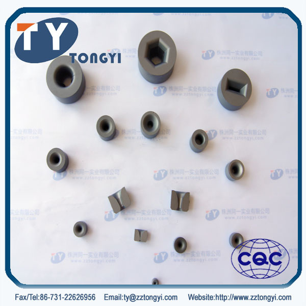 tungsten carbide raw material wire drawing die nibs