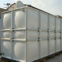 2017 Alibaba Trade Assurance fiberglass low price 0.125M3~1000M3 large smc water tank