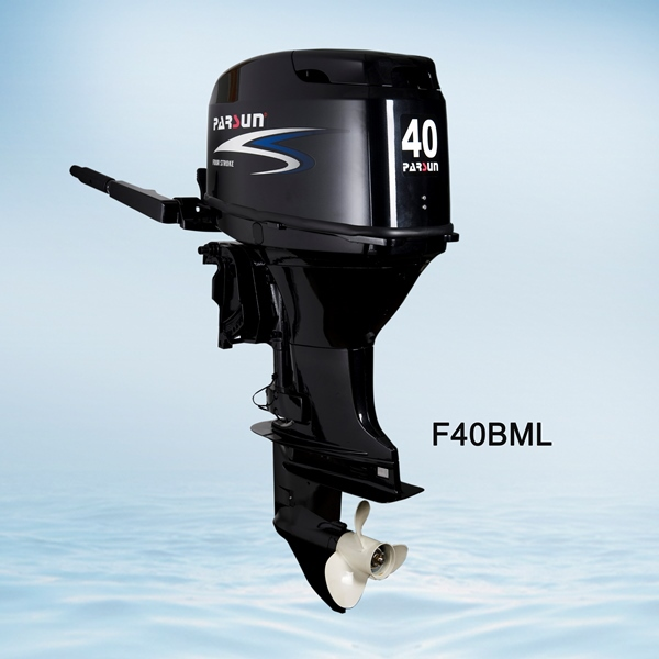 CE, EPA approved, Simply the best value for quality , 3 years warranty, original PARSUN four stroke 40hp outboard engine