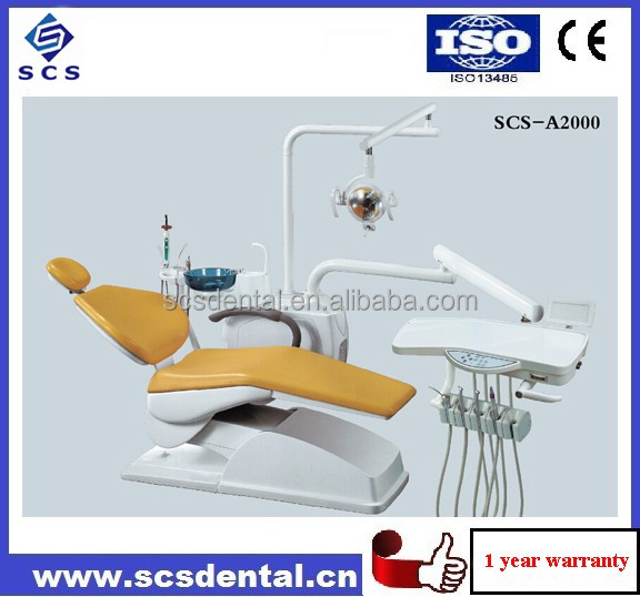 Cheap Dental Chair Foshan Dental Unit Factory with CE