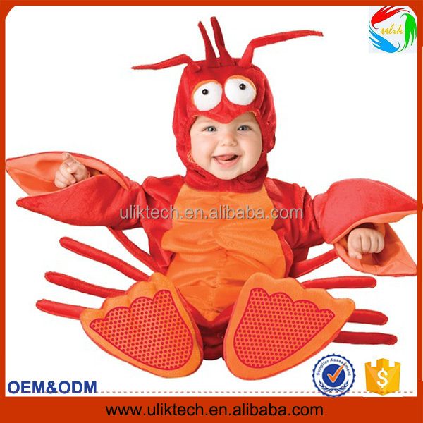 Latest cute new design animal cosplay for baby wear maxcot costume wholesale kids halloween costume (ulik-M018)