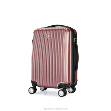 Best china cheap wheeled luggage telescopic handle trolley luggage