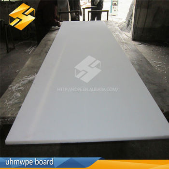 SGS Certification chemical resistant pe 500 polyethylene sheet with grest quality