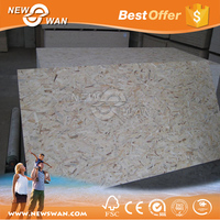 15MM Waterproof OSB Board / OSB Sheathing in Sale