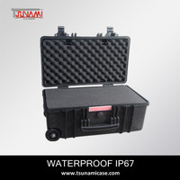 case with pluck foam No.512722 diving equipment case for ipad portable camera kit