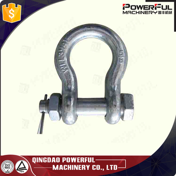 US type shackle G-2130 shackle china