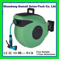 best sale retractable medical oxygen garden hose reel cover