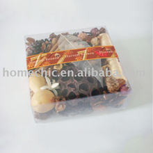 Wholesale popular promotions factory price christmas perfumed potpourri