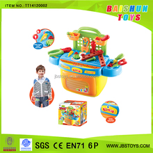 Tool toy set with light and music for kids TT14120002