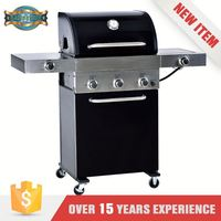 Premium Quality Pulse Ignition Flame Proof Gas Grill