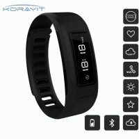 Bluetooth Smart Bracelet Waterproof Watch Wrist Health Pedometer for Android Phones