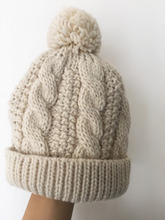 Winter high quality warm knitted hats