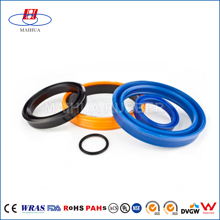 Customized high temperature rubber cone seal