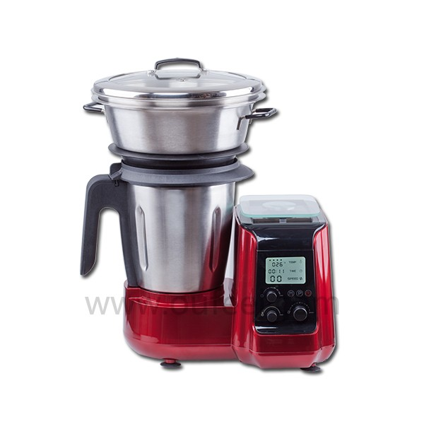 High Speed Low Noise Thermo Mixer, Thermo Cooker, Hot Sale Cooking Machine