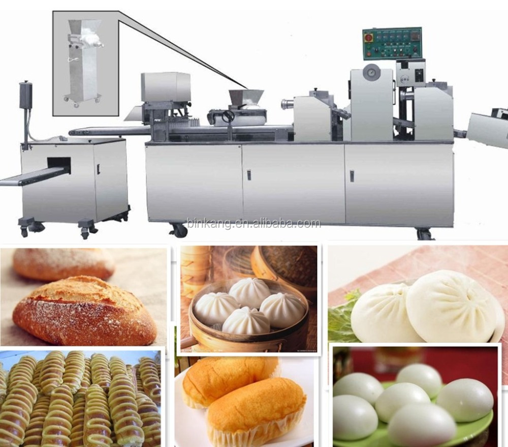 commercial bread making equipment