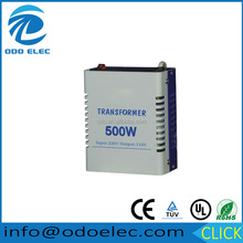 STO-500VA big power house use TV electricon equipment 100% copper coil step up down transformer