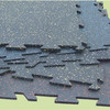 Easy Install Good Quality Interlock Rubber