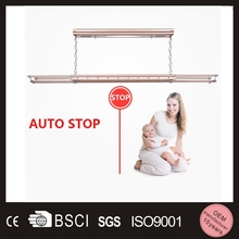 New design standard extended clothes hanger made in China