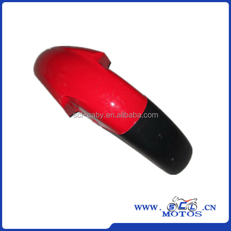 SCL-2012100329 chinese scooter parts motorcycle front fenders for spare parts pulsar 180